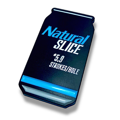 Natty Slice - Ball Marker