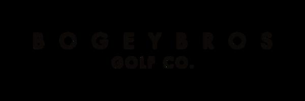 Bogey Bros Golf Co. Logo - Funny Golf Hats