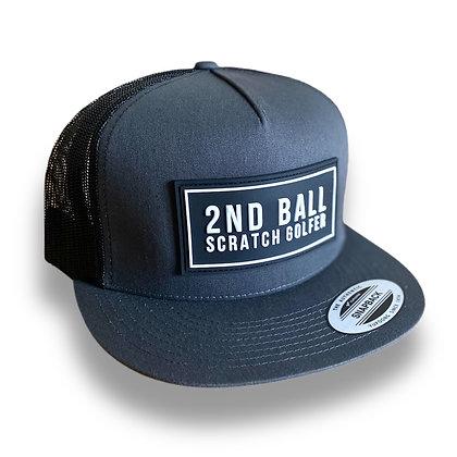 2nd Ball Scratch Golfer - Flat Bill