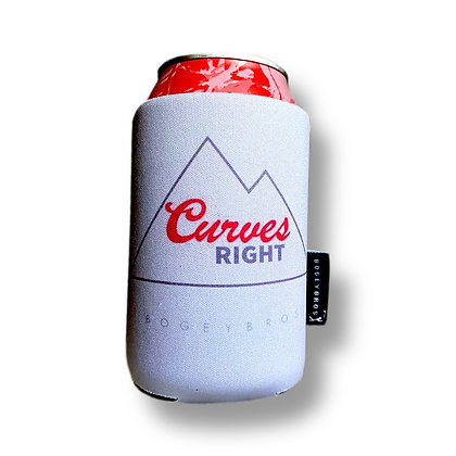 Curves Right - Koozie