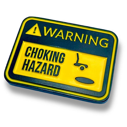 Choking Hazard - Ball Marker