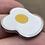Thumbnail: Fried Egg - Ball Marker