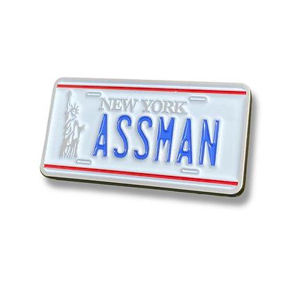 ASSMAN - Ball Marker