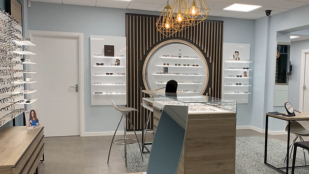 Glasses collection Opticians Harpenden