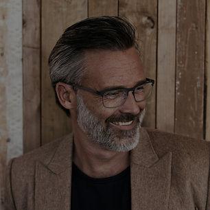 Man wearing Prodesign Denmark Glasses