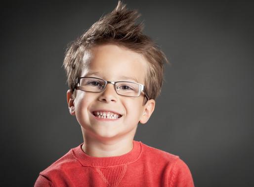Kid's glasses: Tips on buying children's eyewear