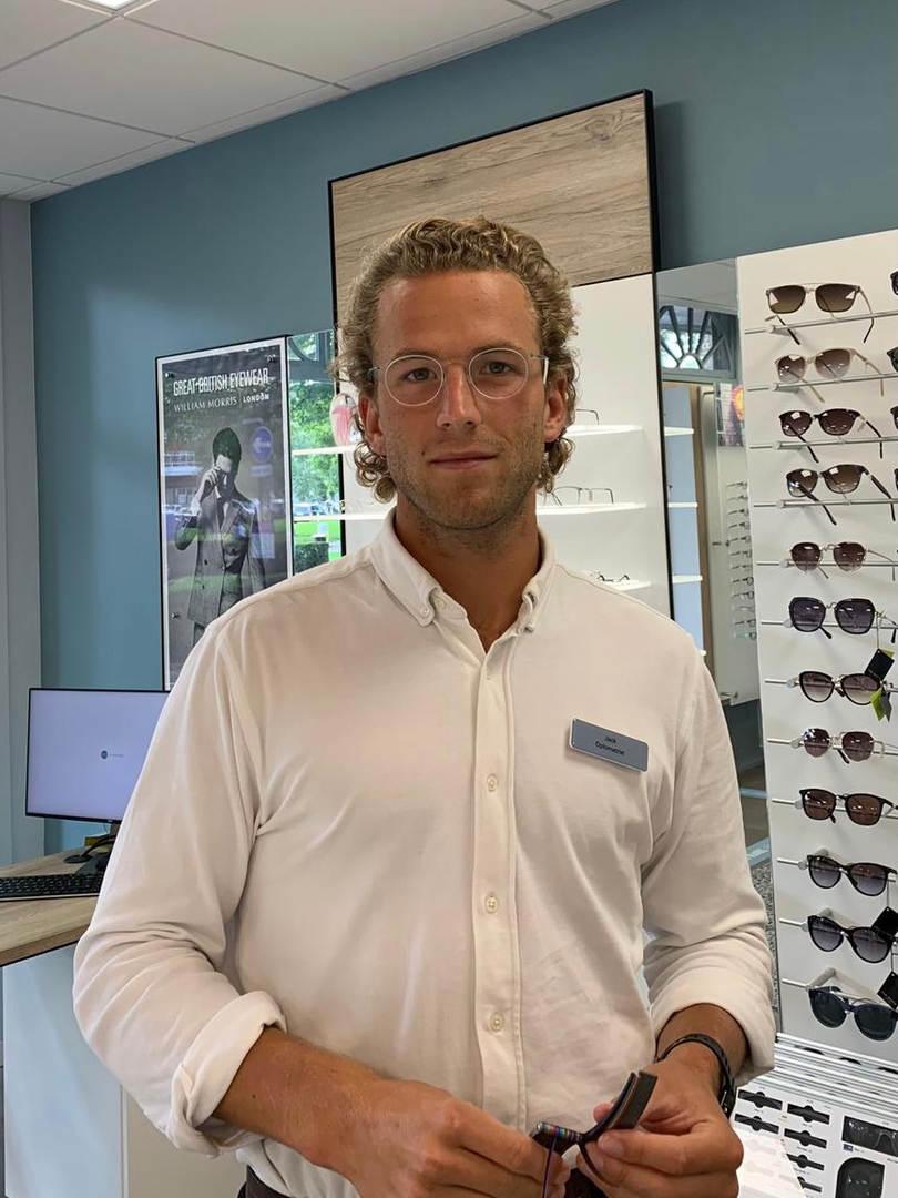 Jack Lupton - Optometrist