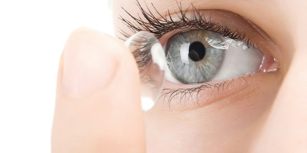 Ortho-K contact lenses