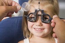 toddler eye test
