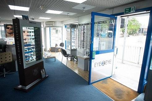Opticians Heswall