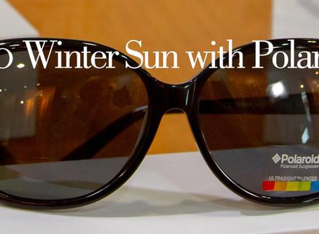 Polarised sunglasses from Polaroid