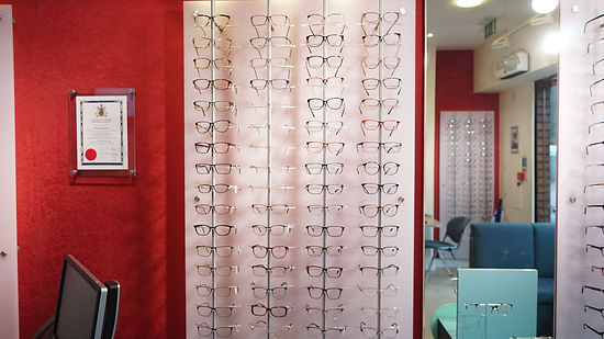 Optician leeds interior