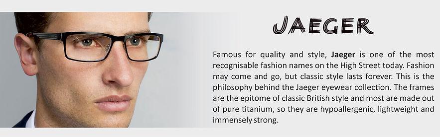 Jaeger Glasses