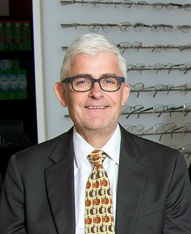 Mike Daybell - Optometrist