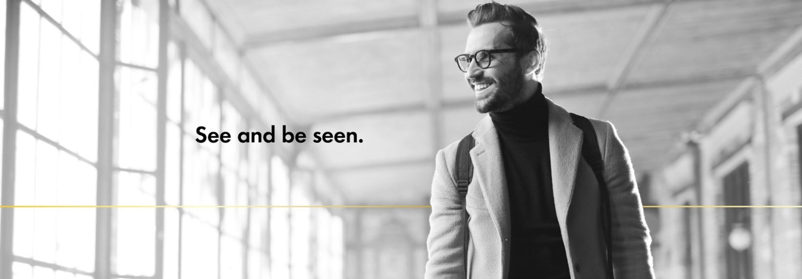 See and be seen campaign