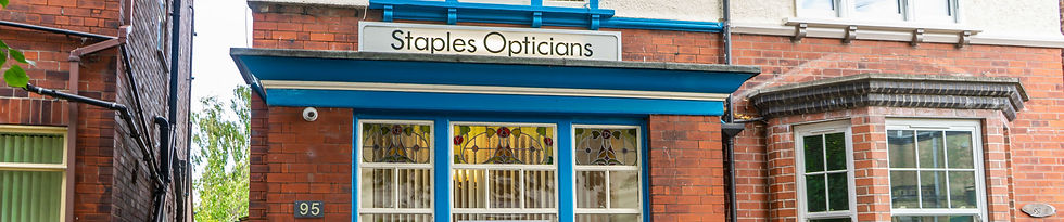 Outside Our Practice Staples Opticians