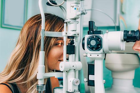Adults & Children's Eye Examination