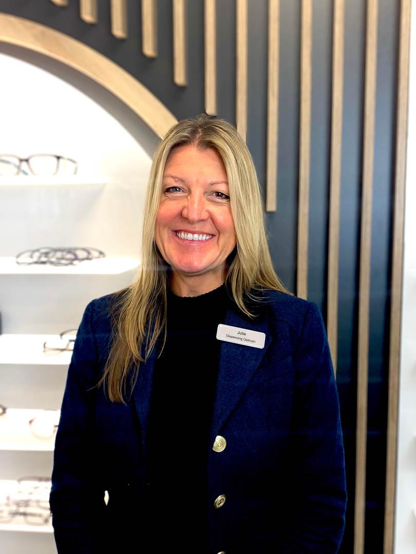 Julie Flisher - Dispensing Optician