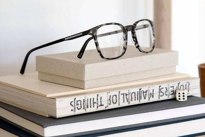 Designer Inface glasses
