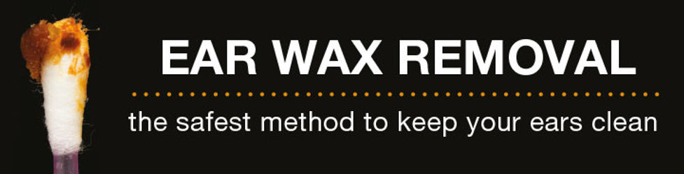 Wax removal