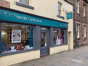 Heals Opticians Cockermouth