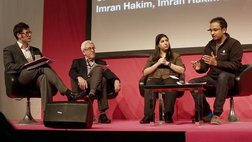 Online Debate with Imran Hakim