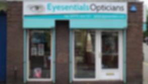 Opticians Leyland