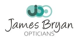 James Bryan Opticians logo