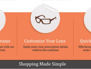 Should I Buy Online Or From My                    Optician?