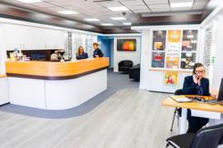 Netherton Eye Centre Office Area