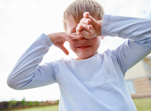 What to do if your child has a stye