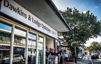 Dawkins & Lodge