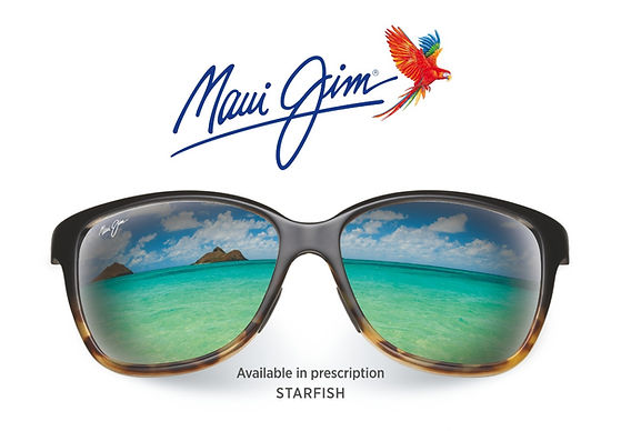 Maui Jim Luxury Frames