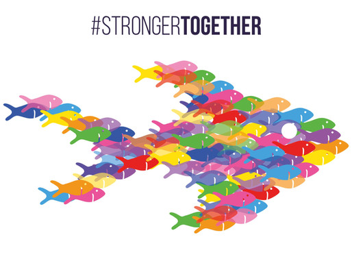 Second Stronger Together webinar
