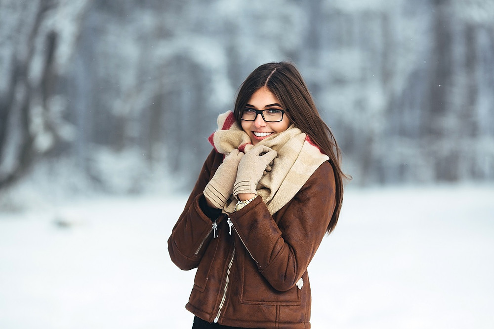 keeping eyes healthy in winter