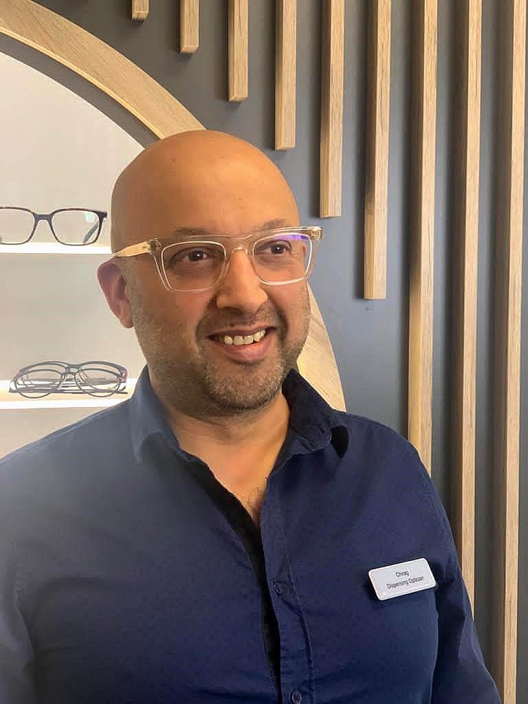 Chirag Patel - Dispensing Optician