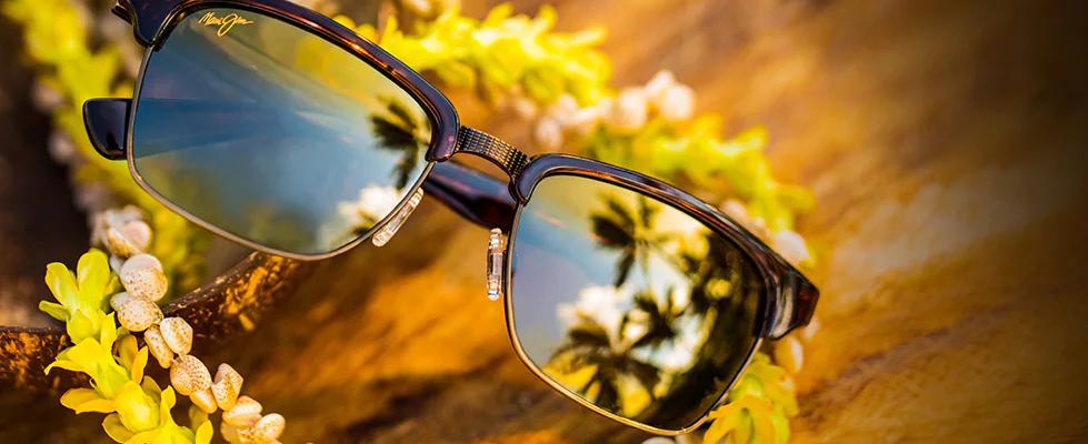 Maui Jim Wide Range of Sunglasses Banner