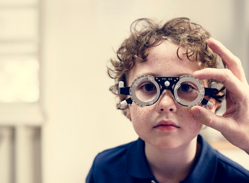 Understanding your kids eye health without them talking