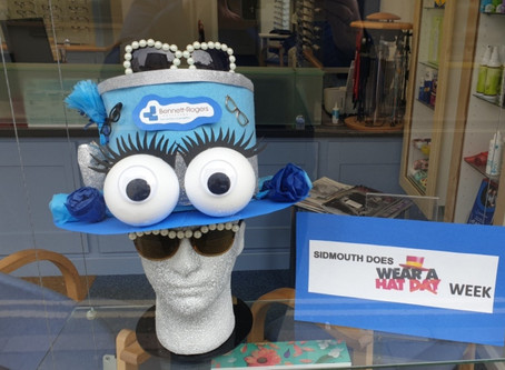 Sidmouth Wear a Hat competition winners