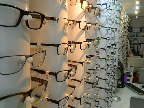 Eye Care Excellence Glasses Selection
