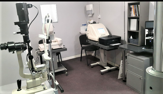 Opticians room Richard Haynes.png