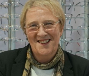 Elaine retires after 24 years...