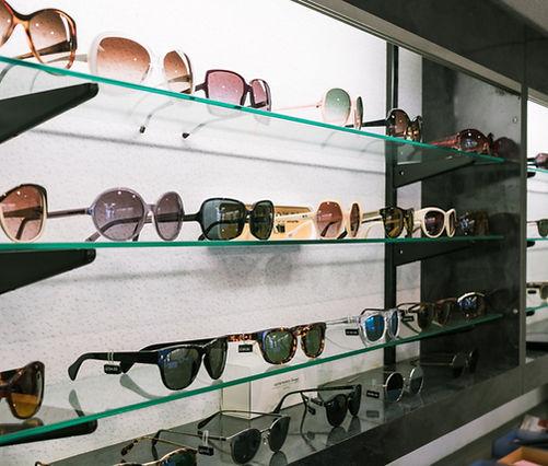Eyelink Glasses Selection