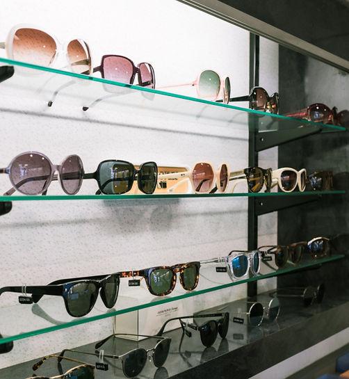 Eyelink Glasses Selection in London