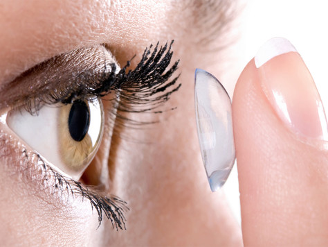 Myth Busting Contact Lenses