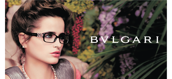 Bvlgari prescription glasses