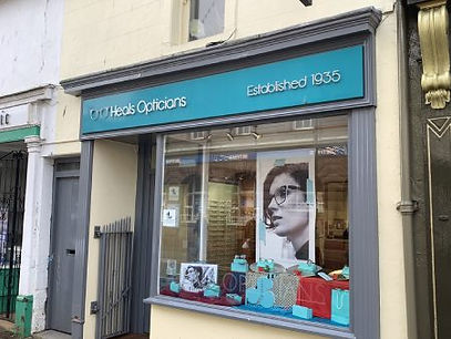 Heals Opticians Maryport