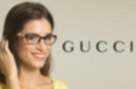 Gucci designer prescription Glasses