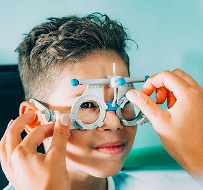 Eye Test for kids