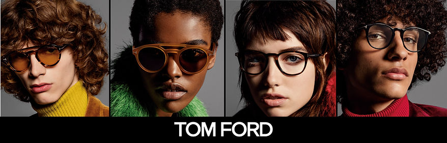Tyrells & Embery -  Tom Ford Web Banner.